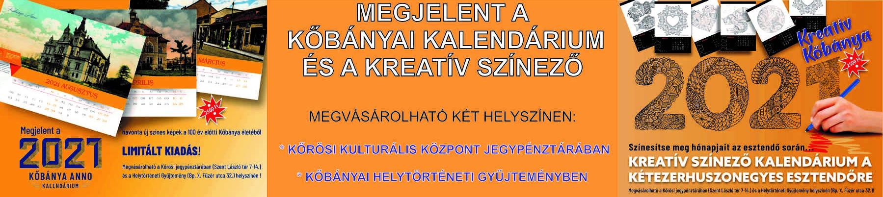 FALINAPTÁR ÉS SZÍNEZŐ - AKCIÓ